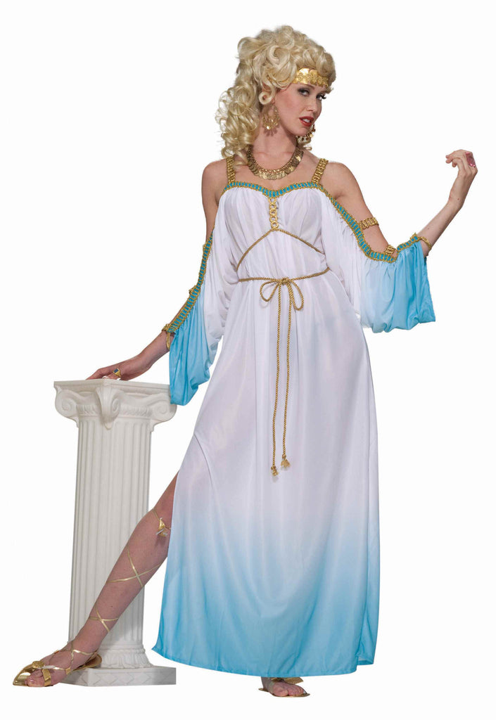 Grecian Goddess Women's Halloween Costume - HalloweenCostumes4U.com - Adult Costumes