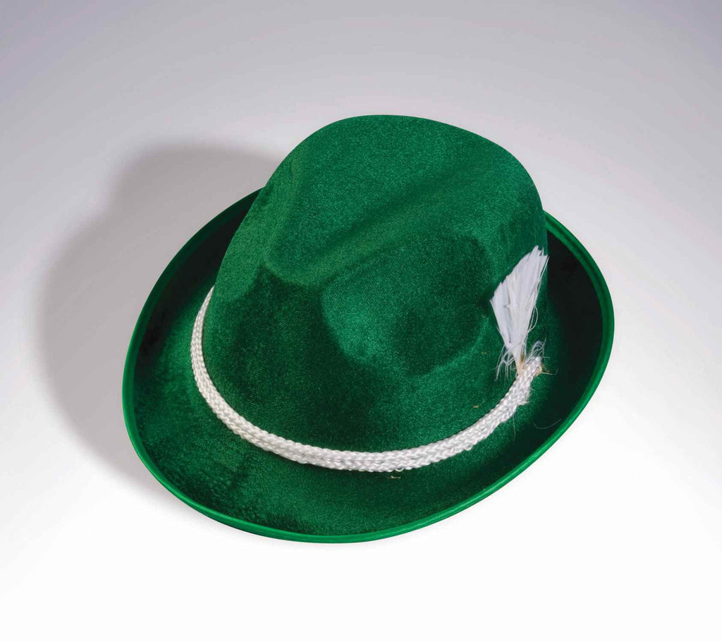 German Hats Octoberfest Hat Green