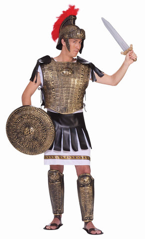 Men's Roman Warrior Halloween Costumes - HalloweenCostumes4U.com - Adult Costumes