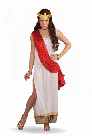 Deluxe Woman of Rome Halloween Costumes - HalloweenCostumes4U.com - Adult Costumes