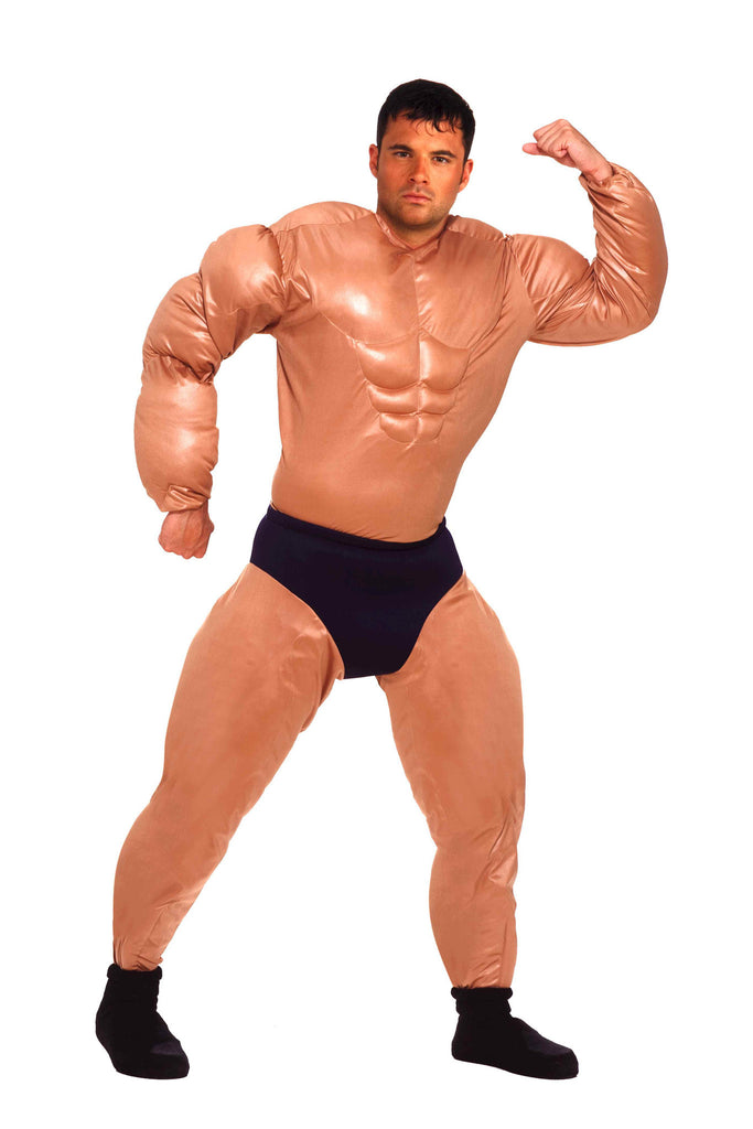 Mens Mr. Muscle Costume