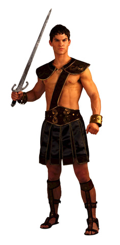 Guy's Roman Stud Costume for Halloween - HalloweenCostumes4U.com - Adult Costumes