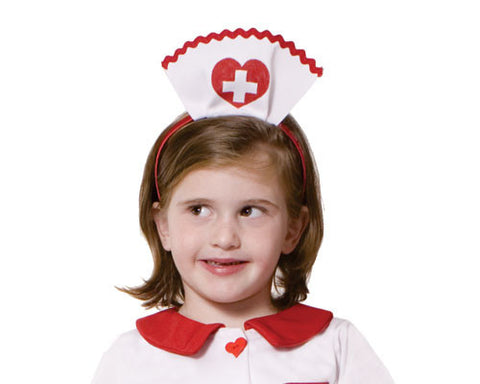 Nurse Headband - HalloweenCostumes4U.com - Accessories