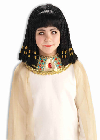 Kids Cleopatra Wig - HalloweenCostumes4U.com - Accessories
