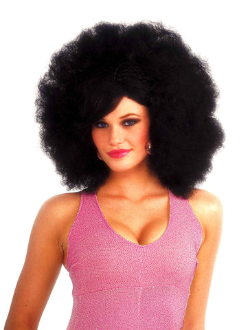 Funky Pop Afro Wig - Various Colors - HalloweenCostumes4U.com - Accessories - 1