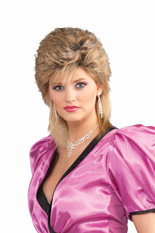 80's Salon Wig - HalloweenCostumes4U.com - Accessories