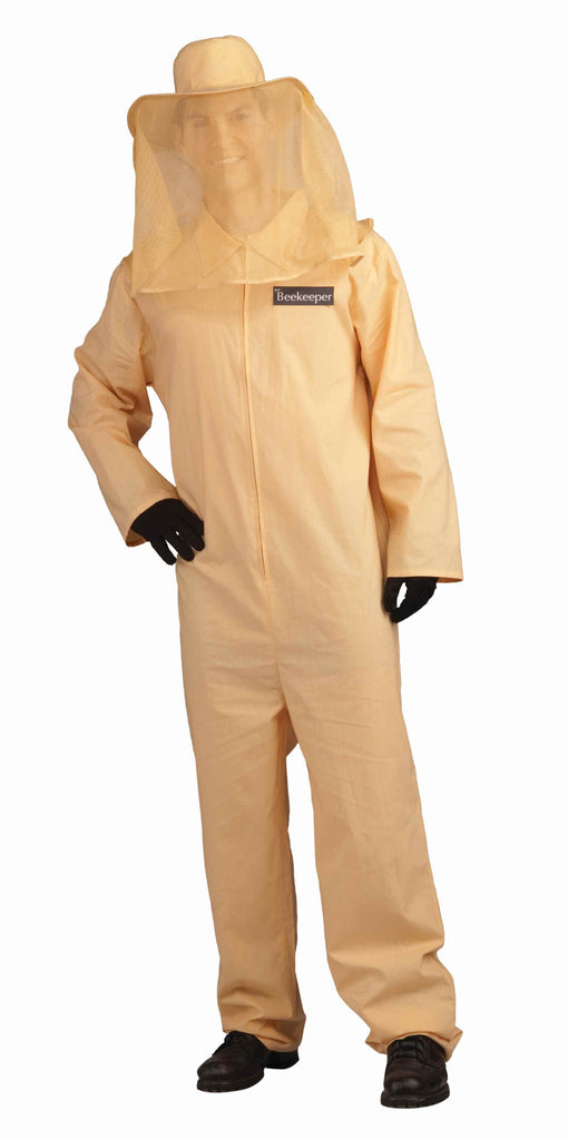 Adults Bee Keeper Costume - HalloweenCostumes4U.com - Adult Costumes