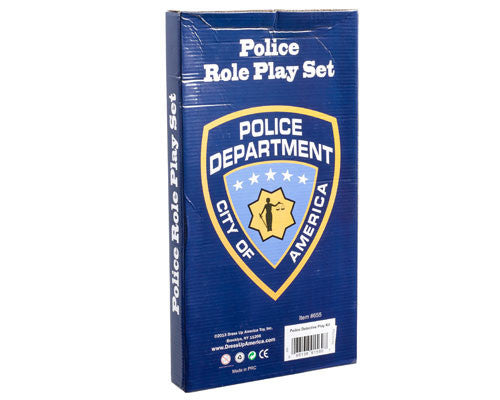 Police Officer Accessory Kit - HalloweenCostumes4U.com - Accessories - 3