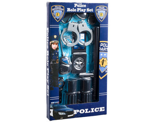 Police Officer Accessory Kit - HalloweenCostumes4U.com - Accessories - 2