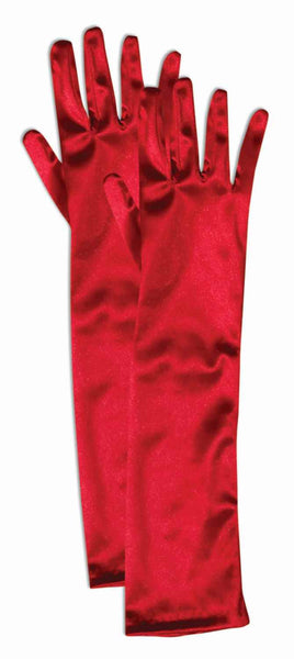 Kids Opera Gloves - Various Colors - HalloweenCostumes4U.com - Accessories - 3