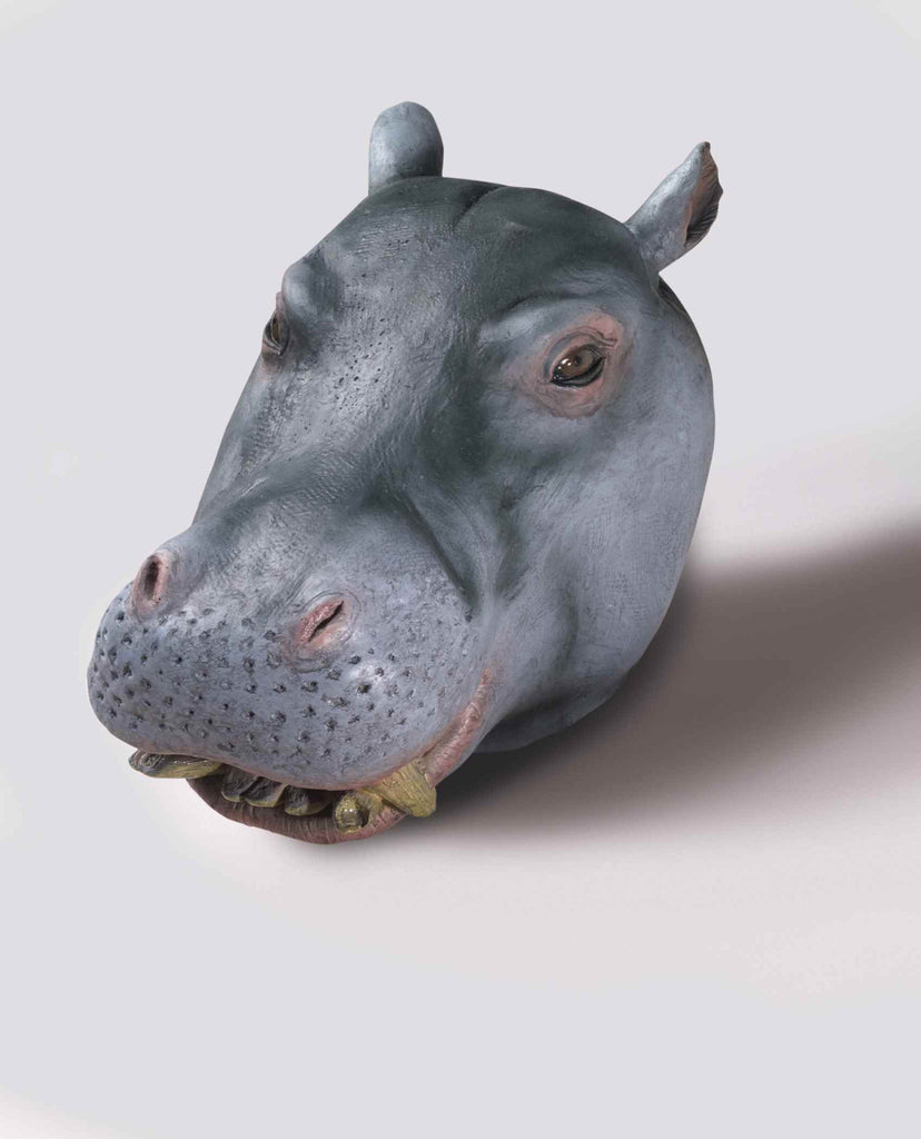 Hippo Masks Hippo Halloween Mask - HalloweenCostumes4U.com - Accessories