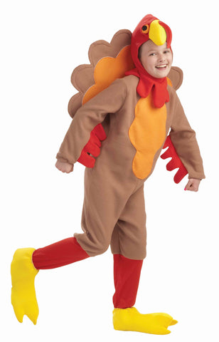 Kids Thanksgiving Turkey Costume - HalloweenCostumes4U.com - Kids Costumes