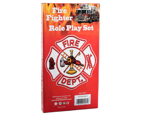 Firefighter Accessory Kit - HalloweenCostumes4U.com - Accessories - 2
