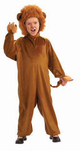 Boys Roaring Lion Costume - HalloweenCostumes4U.com - Kids Costumes - 1