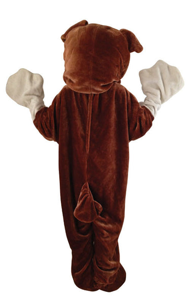 Adults Bull Dog Mascot Costume - HalloweenCostumes4U.com - Adult Costumes - 2