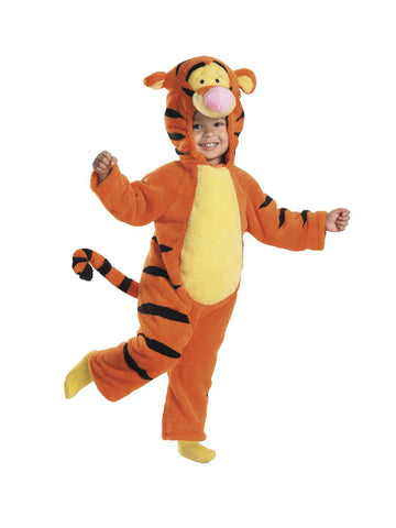 Boys Winnie the Pooh Tigger Costume - HalloweenCostumes4U.com - Infant & Toddler Costumes - 1