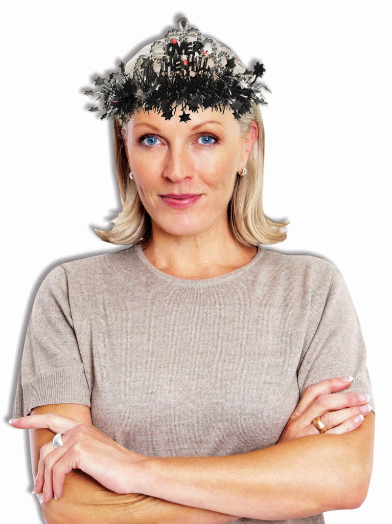Flashing Over The Hill Tiara - HalloweenCostumes4U.com - Accessories
