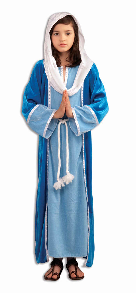 Deluxe Biblical Mary Costume for Kids