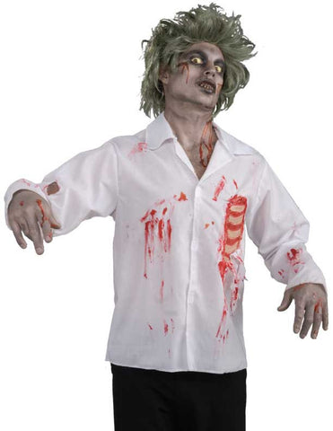 Costume Zombie Shirt Adult Size - HalloweenCostumes4U.com - Adult Costumes