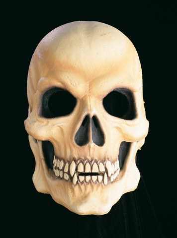 Vampire Skull Mask - HalloweenCostumes4U.com - Accessories