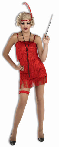Sexy Flapper Costumes Women's Flapper - HalloweenCostumes4U.com - Adult Costumes
