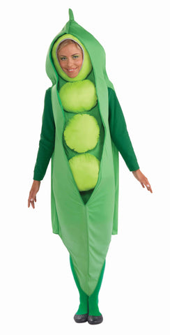Adults Pea Pod Costume - HalloweenCostumes4U.com - Adult Costumes