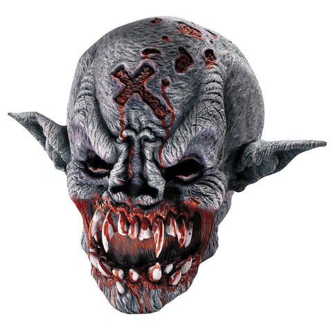 Vampire Demon Mask - HalloweenCostumes4U.com - Accessories