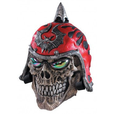 Demon Skull Rider Mask - HalloweenCostumes4U.com - Accessories