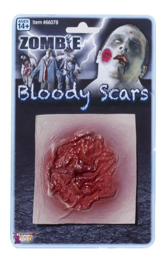 Large Zombie Festering Wound - HalloweenCostumes4U.com - Accessories