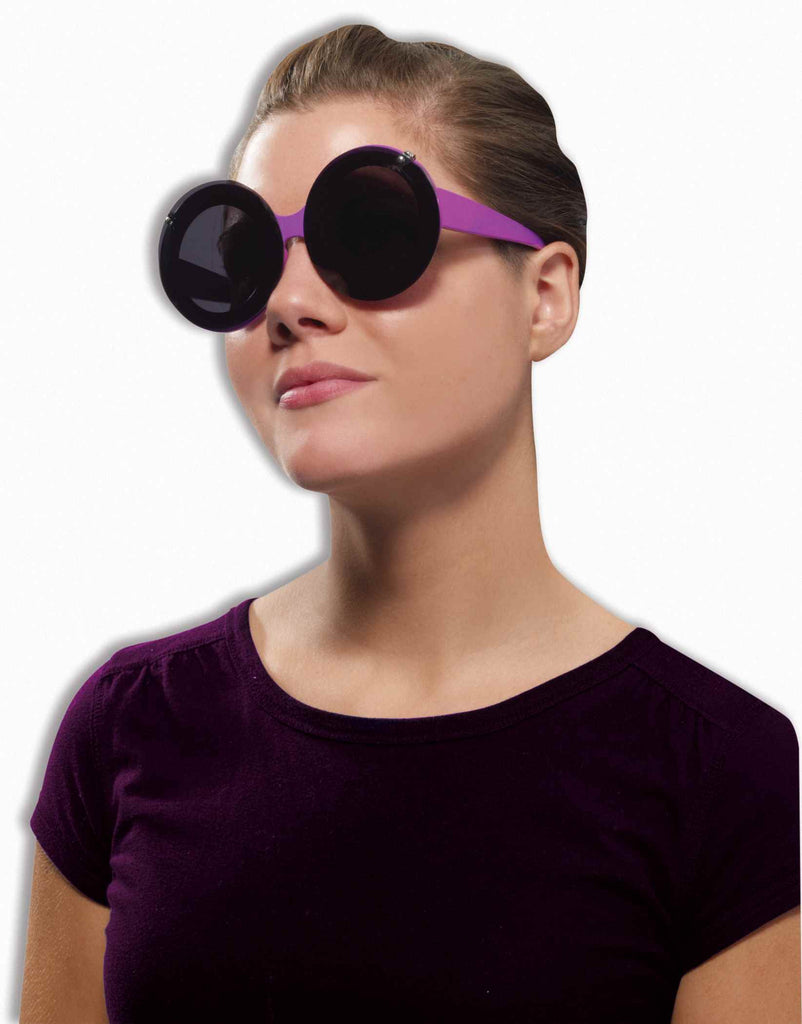 Halloween Sunglasses Swivel Lenses
