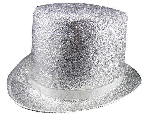 Shiny Top Hat - Various Colors - HalloweenCostumes4U.com - Accessories - 1