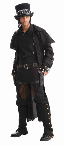 Costume Steampunk Double Holster Belt - HalloweenCostumes4U.com - Accessories