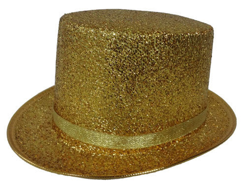 Shiny Top Hat - Various Colors - HalloweenCostumes4U.com - Accessories - 3