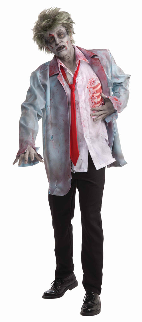 Zombie Costumes Zombie Husband Costume - HalloweenCostumes4U.com - Adult Costumes