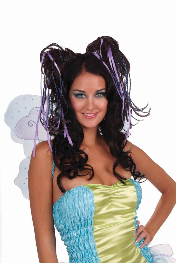 Fantasy Fairies Hair Piece-Brn