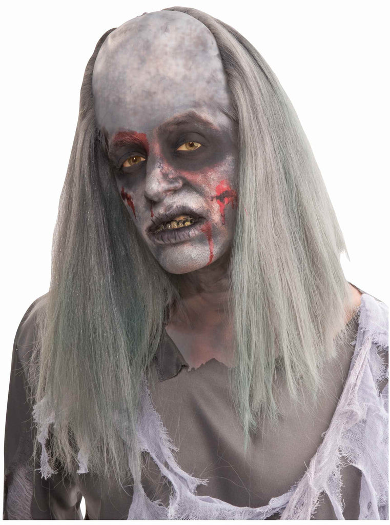Bald Top Zombie Wig - HalloweenCostumes4U.com - Accessories