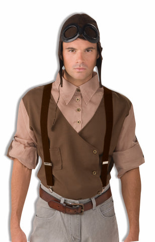 Steampunk Costume Suspenders - HalloweenCostumes4U.com - Accessories