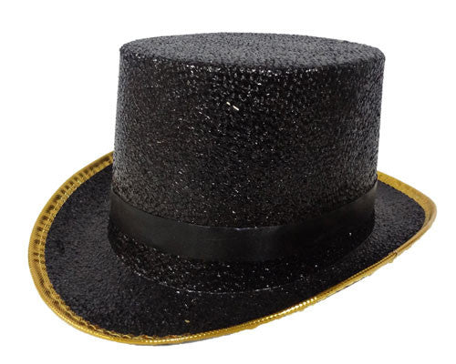 Shiny Top Hat - Various Colors - HalloweenCostumes4U.com - Accessories - 2