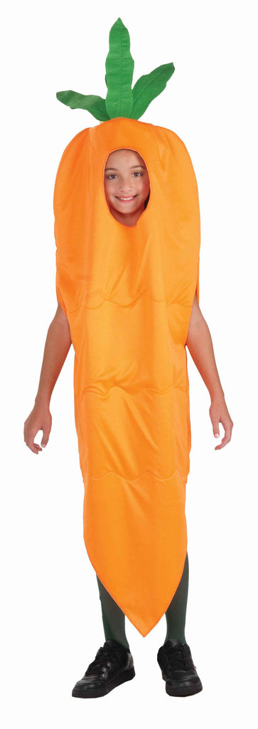 Kids Carrot Costume - HalloweenCostumes4U.com - Kids Costumes