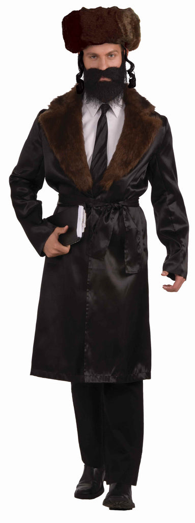 Jewish Rabbi Costume Men's Rabbi Costumes - HalloweenCostumes4U.com - Adult Costumes