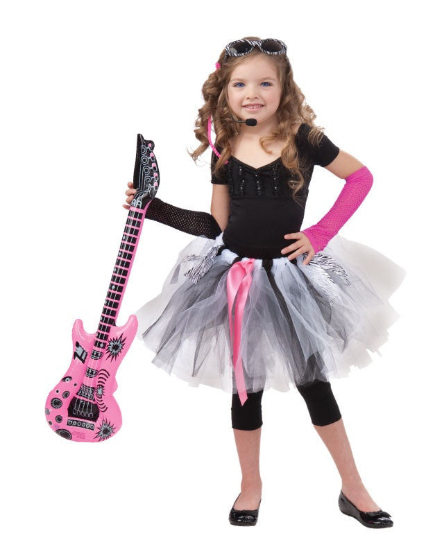 Girls Rock Star Tutu - HalloweenCostumes4U.com - Accessories