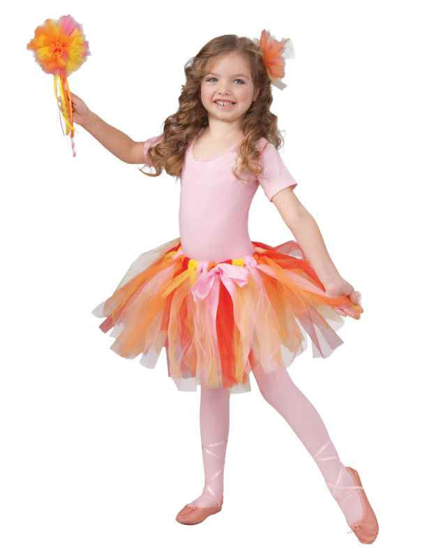 Girl's Halloween Costumes Tutti Fruity Tutu - HalloweenCostumes4U.com - Accessories