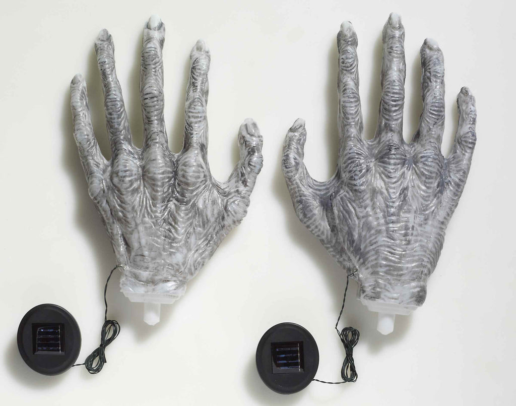 Solar Giant Hand Stakes - HalloweenCostumes4U.com - Accessories