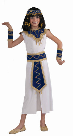 Girls Princess of the Pyramid Costume - HalloweenCostumes4U.com - Kids Costumes