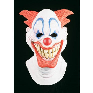 Crazy Clown Mask - HalloweenCostumes4U.com - Accessories