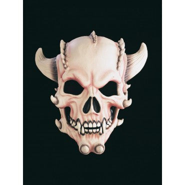 Demon Skull Mask - HalloweenCostumes4U.com - Accessories