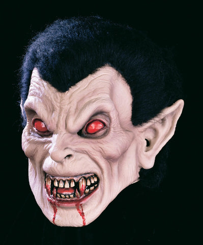 Vampire Mask - HalloweenCostumes4U.com - Accessories