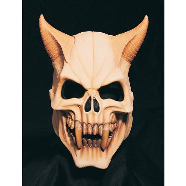 Devil Skull Mask - HalloweenCostumes4U.com - Accessories