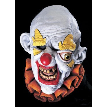 Freako the Clown Mask - HalloweenCostumes4U.com - Accessories