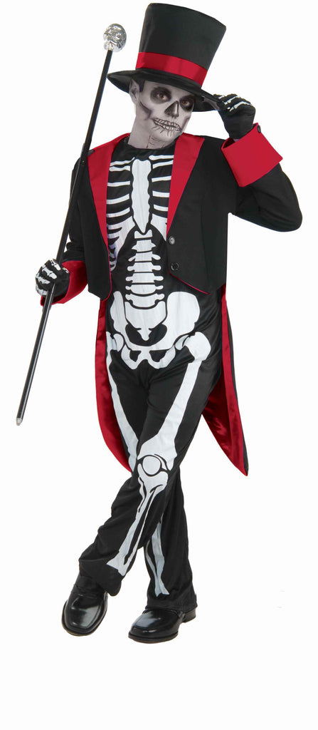 Kid's Skeleton Costumes Mr. Bone Jangles - HalloweenCostumes4U.com - Kids Costumes